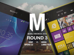 Sony Xperia Z2 vs. Nokia Lumia 1520 – Mobile Madness