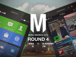Nokia XL vs. BlackBerry Z30 – Mobile Madness