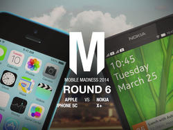 Apple iPhone 5c vs. Nokia X+ - Mobile Madness