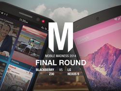 Reader's Choice - Best Smartphone Finals: BlackBerry Z30 vs. LG Nexus 5 - Mobile Madness