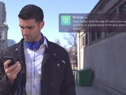 App of the Week: RunKeeper's New Breeze App Tracks Your Steps