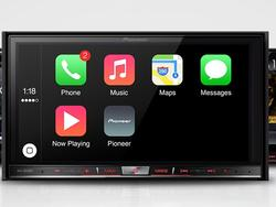 Apple CarPlay Rolls Out to Existing Pioneer Dashboard Panels