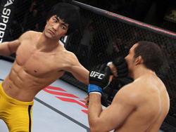 Bruce Lee Revealed as mystery Fighter in EA Sports UFC