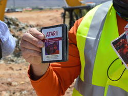 Excavation At Mass E.T. Burial Ground Uncovers Atari's Shameful Past