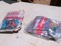 Salvaged E.T. Atari 2600 Games Set to be Appraised and Sold by Museum
