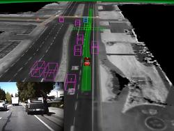 Google To Take Self-Driving Cars To City Streets