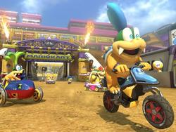 Mario Kart 8 Pushes Wii U Sales Up 666% in the UK