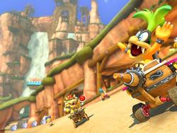 Listen Up! Here's The Music From Mario Kart 8