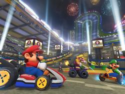 Mario Kart 8 Gets Course Trailer and 10 Awesome Screenshots
