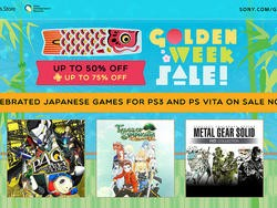 PlayStation Celebrates Golden Week With Massive Sale of Japanese Games
