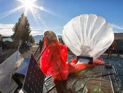 Google Partners With French Space Agency For Project Loon