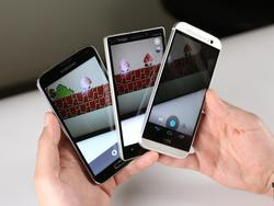 Refocused: Google, HTC and Nokia Camera Options Compared (Update)