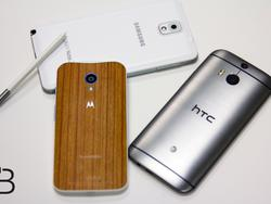 Top 5 Android Phones - April 2014