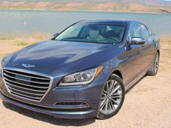 2015 Hyundai Genesis First Drive: Redesigned,Grown Up, Classier