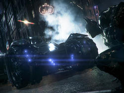 New Arkham Knight Trailer Gives First Glimpse of Batmobile Gameplay