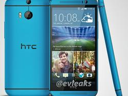 HTC One (M8) Blue Variant Looks Beautiful in Leaked Photo