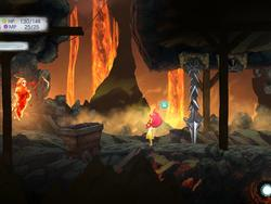 Child of Light PlayStation 4 Shares Include Ubisoft Watermarks