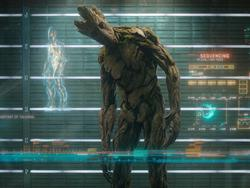 This is Why Groot was Able to Lift Thor's Hammer in Avengers: Infinity War