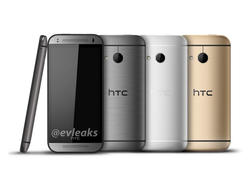 HTC One mini 2 Leaks Out in New Image