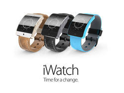 iWatch To Include NFC, Come In Two Sizes, Says Report