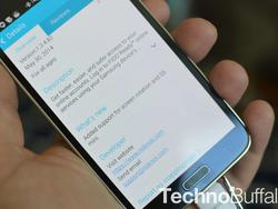 Galaxy S5 Mini Outed in Fingerprint Reader Update