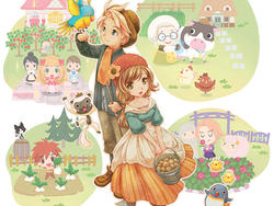 Harvest Moon Coming Back to America As Story of Seasons