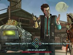 Telltale's Tales from the Borderlands Gets 5 Screenshots, Fresh Info
