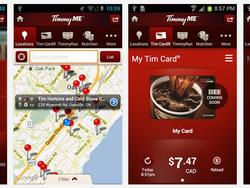 You Can Now Use Your Phone to Buy Donuts at Tim Hortons