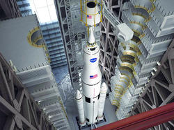 NASA Moving Forward With Plans To Build Rocket for Possible Mars Mission