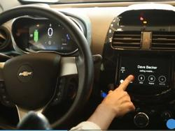 Chevy Spark With Apple CarPlay Appears at WWDC
