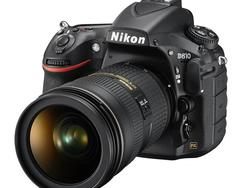Nikon D810 Announced: Enhanced Performance, Powerful Video and More