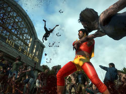 "Dead Rising: Watchtower Will be Like ""Indiana Jones with Zombies"""