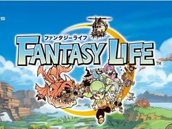 Fantasy Life Coming to Nintendo 3DS this October