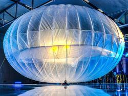 20 Project Loon Balloons to Take to the Skies in December