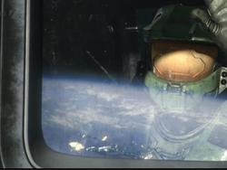 """Is Microsoft Retiring Master Chief in Halo 5? """"NO. The End."""""""
