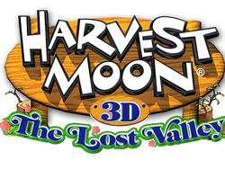 Harvest Moon: The Lost Valley Coming to Nintendo 3DS - Rumble on the Farm!