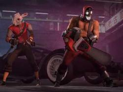 Hotline Miami 2: Wrong Number Trailer - Team Fortress 2 Style!