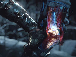 Mortal Kombat X's tools for audio? Slime, a bucket and a plunger