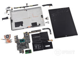Microsoft Surface Pro 3 Gets An Abysmal iFixit Score