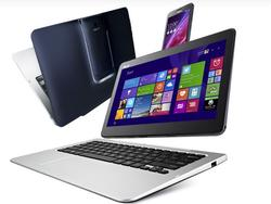 Asus Unveils Insane Three-in-One Laptop/Smartphone/Tablet!