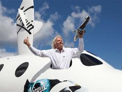 Google Wants to Own Part of Virgin Galactic