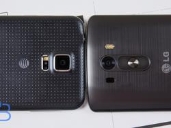 Heavyweight Camera Battle: Samsung Galaxy S5 vs. LG G3