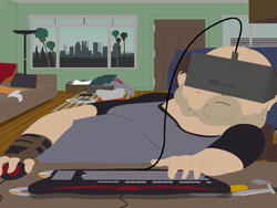 Come On Down to South Park With the Help of the Oculus Rift