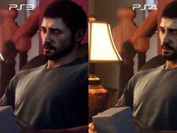 The Last of Us Remastered PS3 and PS4 Comparison Video