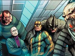 The Sinister Six Movie Scheduled for Nov. 11, 2016 Release