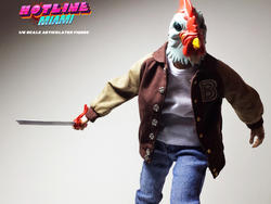 """Don't Call These Hotline Miami Figures """"Dolls"""""""