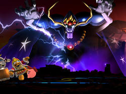 Nightmare Wizard from Kirby's Adventure is an Assist Trophy in Smash