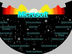 Check Out Microsoft's Hilarious Old-School Homepage From 1994