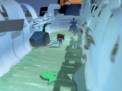 Let's Be Clear, Tearaway on the PS4 is the Same Game with New Stuff