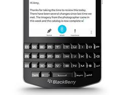 """BlackBerry Porsche Design P'9983 Unveiled With """"Glass-Like"""" Keyboard"""